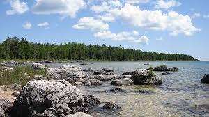 Michigan Huron Lake