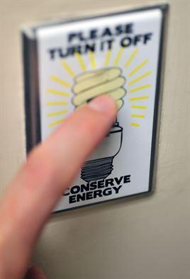 energy conservation paragraph