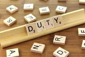 Duty essay