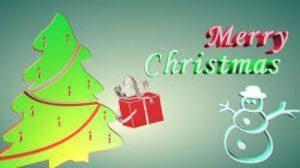 Speech on Christmas Festival for Children (650 Words)