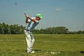 Golf essay