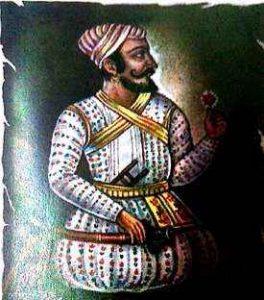 Shahaji Bhosle