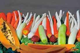 Carrot, Daikon radish