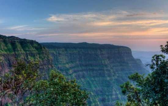 Sunset Point, Mahabaleshwar