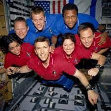 kalpana chawla space shuttle