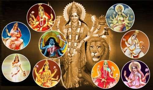9 Durga Maa
