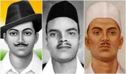 Bhagat Sukhdev Rajguru