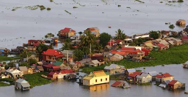 flood natural disaster
