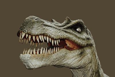 Dinosaur Dio Giant Lizard
