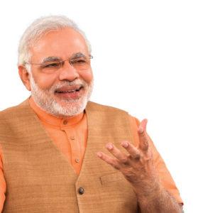 Prime Minister of India - Narendra Modi