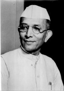 Prime Minister of India - Morarji Desai